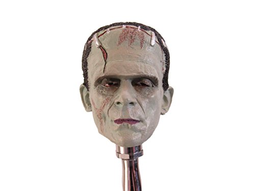 Kool Collectibles Sci Fi Gothic Frankenstein Monster Head Shifter Shift Knob Rat Rod Lever