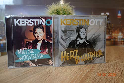 M u t ...(inkI. Regenbogen Farben etc.); Herzbewohner - 2 CD Album SET Alle Hits von Kerstin Ott