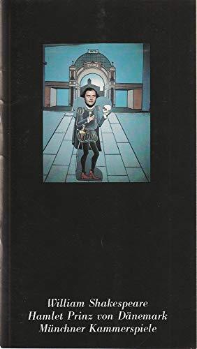 Programmheft HAMLET. Prinz von Dänemark von William Shakespeare. Premiere 23. April 1980 Schauspielhaus Spielzeit 1979 / 80 Heft 5