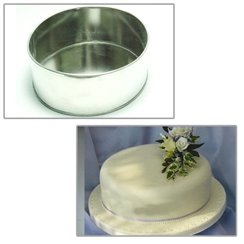 Oval Birthday Wedding Anniversary Cake Baking Pan 6
