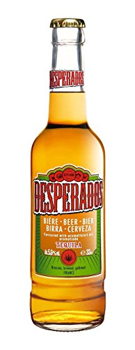 Desperados Cerveza - 24 Botellas x 330 ml