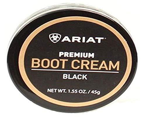 Ariat Ariat Boot Cream,Black,One Size