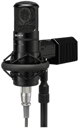 Sony C-800G Large-Diaphragm Condenser Microphone