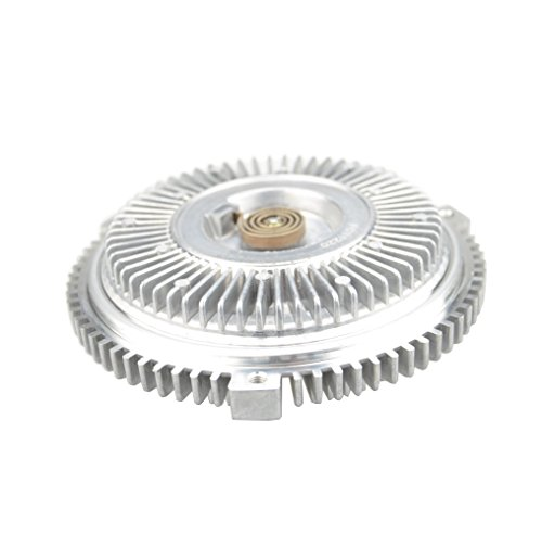 A-Premium Engine Cooling Fan Clutch Replacement for Mercedes-Benz W163 ML320 1998-2003 3.2L ML350 2003-2005 3.7L
