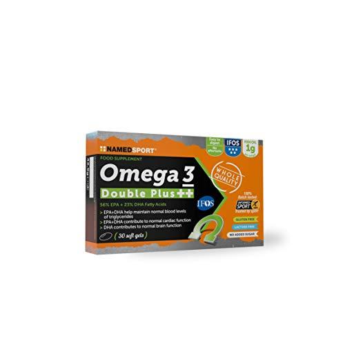 NAMEDSPORT Omega 3 Double Plus ++30 Softgel - 150 Gr