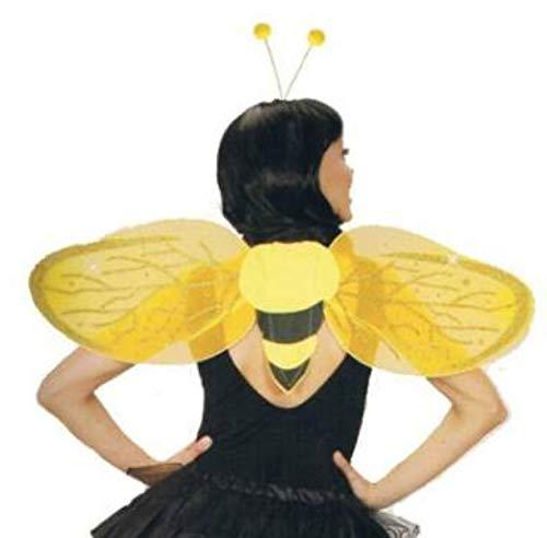 Mondial-Fete - Ailes d'abeille avec Serre-tête