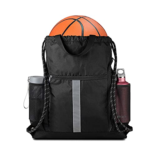 Drawstring Backpack Bag Sports G...