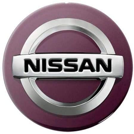 4 tapas centrales para bujes de coche para Nissan Juke Note Micra Qashqai, tapas centrales de aluminio para bujes de rueda con cubiertas de logotipo, pegatinas impermeables para neumáticos de coche,B