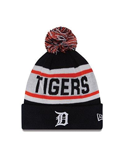 New Era MLB Detroit Tigers Biggest Fan Redux Beanie