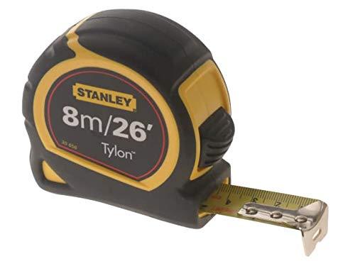 Clarik Silverline Heavy Duty Tape Measure 7.5 Metre 24Ft Metric Imperial 7.5M 633464 by Clarik