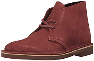 Clarks Men's Bushacre2 Smu Chukka Boot, Rust Suede, 12 M US (B06W58W9BC) | Amazon price tracker / tracking, Amazon price history charts, Amazon price watches, Amazon price drop alerts