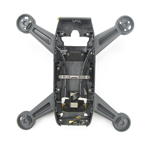 PENIVO Middle Frame Repairment Body Shell Replacement Parts for DJI Spark Drone