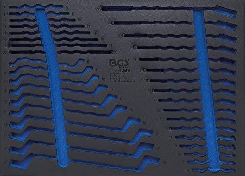 BGS 4089-1 | Werkstattwageneinlage 3/3 | leer | für Art. 4089