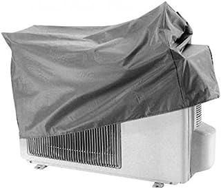 Copertura Condizionatore Esterno,Coperchio del climatizzatore per esterni Anti-Polvere Anti-Neve Impermeabile Protector Climatizzatore(80x32x55 cm)