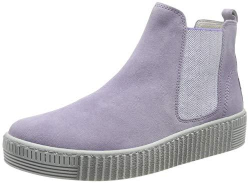 Gabor Shoes Gabor Jollys, Zapatillas Mujer, Multicolor (Flieder 13), 39 EU