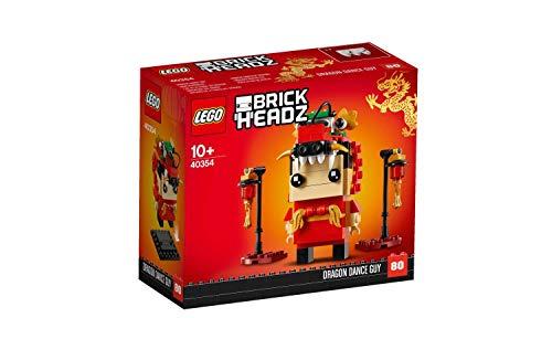 Brickheadz Lego 40354 Drachentanz-Mann