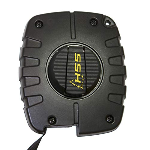 Hunter Safety System Retractable Bow & Gear Hoist, Black