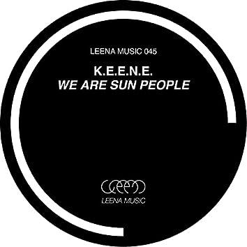 We Are Sun People