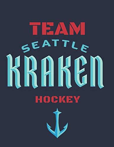 Team Seattle Kraken Hockey: Notebook