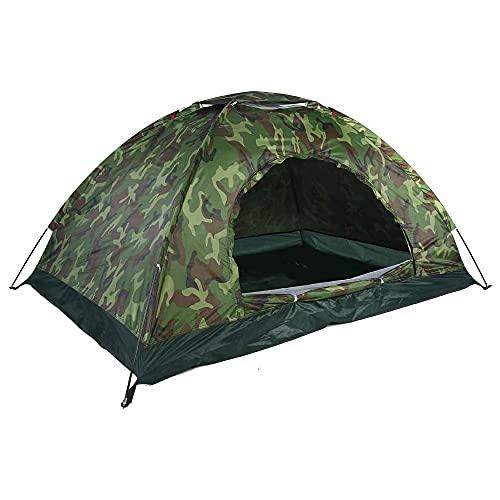 AIBOOSTPRO Zelte für 2 Personen, 2 Mann Zelt, Campingzelt, leichtes Trekkingzelt, wasserdicht WS 1.000mm für Rucksackreisen, Camping, Wandern, Trekking, Festival, Campingurlaub und Outdoor