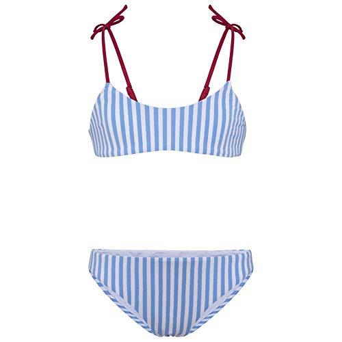 Pepe Jeans Dory Bikini Mutande, Multicolore (0aa 0aa), 7-8 Anni (Taglia Unica: 8) Bambina