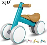 XJD Baby Balance Bike Mini Bike for 1-3 Years Old Adjustable Seat Handlebar