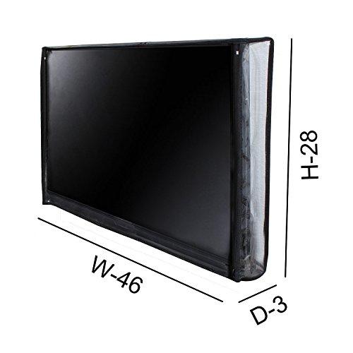 Lithara Full HD PVC LED TV /TV Display Protector For Micromax 127...