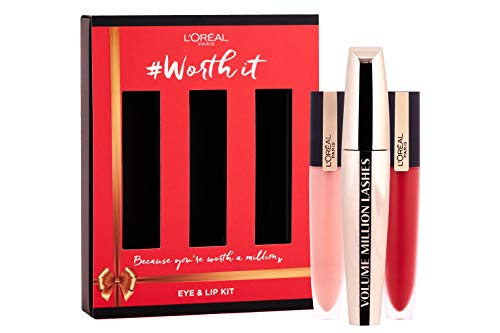 L' Oreal Rouge Signature kit