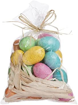 Set of 30 Speckled Easter Eggs 2 Inches to 1 inch Easter Eggs by RAZ Imports product image