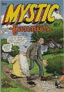 Mystic Funnies, No. 1