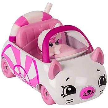 Shopkins Cutie Cars #15 Lollipop Soft Top wit   Shopkin.Toys - Image 1