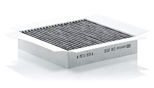 Original MANN-FILTER Innenraumfilter CUK 2032 – Pollenfilter mit Aktivkohle – Für PKW