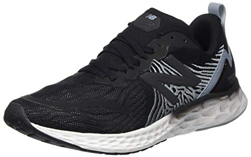 New Balance Fresh Foam Tempo h, Zapatillas de Running Hombre, Negro (Black B), 40 EU