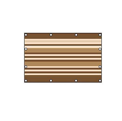 JFJL Quadratisches Uvblock Sonnen Schatten Segel Vervollkommnen Für Patio Garten Im Freien, Schatten Rate 90% Gewebe Sonnenschutz Tuch Mit Ösen Für Pergola Abdeckungs...