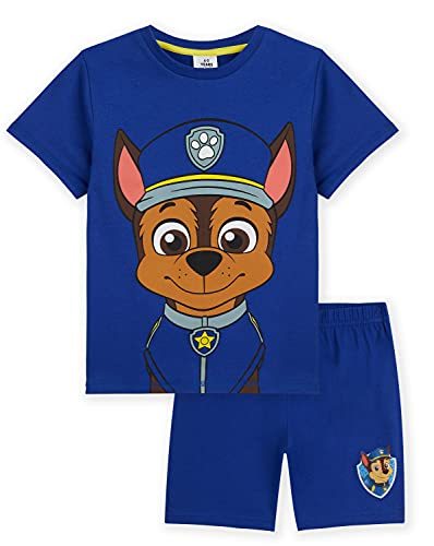 Paw Patrol Pijama Niño  Pijamas Niños De La Patrulla Canina  Conjunto Algodon  Regalos