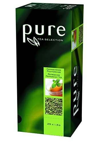 PURE Tea Selection Pfefferminze Kräutertee 25 x 1,5g Tee Beutel