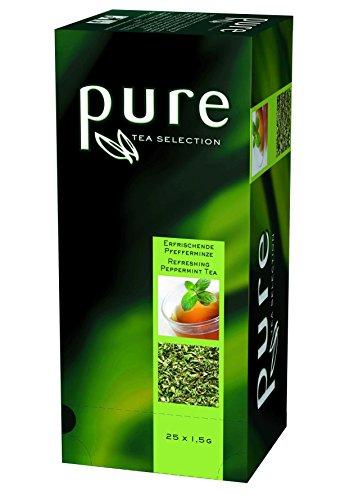 PURE Tea Selection Pfefferminze Kräutertee 25 x 1,5g Tee Beutel