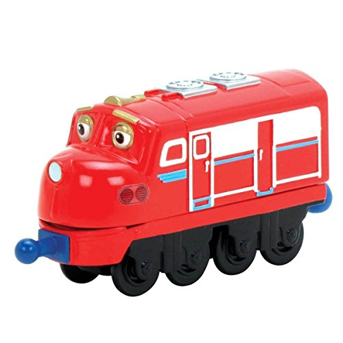 Chuggington Die-Cast – La Locomotive Wilson – Véhicule Miniature 6 cm
