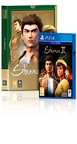 Shenmue 3 III [PS4] - Edition Collector - Pix'N Love FR (Edition Limitée à 2500 exemplaires)