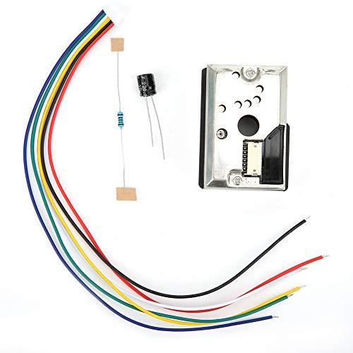 Sensore PM2.5 facile da usare Weikeya, polimero massimo 20mA -20 ℃ - 80 ℃ -10 ℃ a 65 ℃