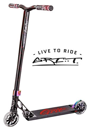 GRIT STUNT SCOOTER – TREMOR GROM 2018 RED/LASER RED