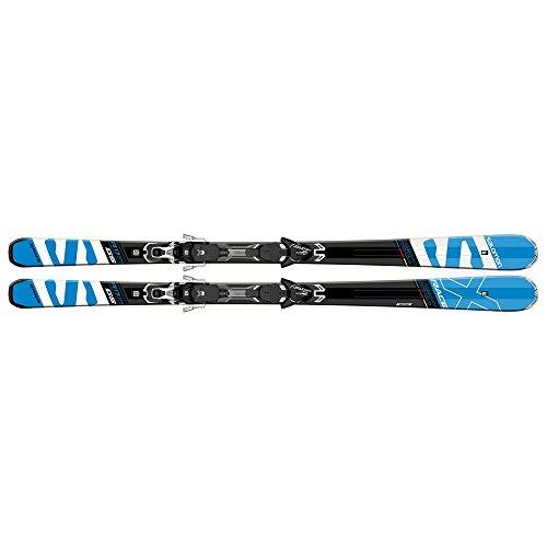 Ski SALOMON X-Race SC + Bindung XT12 X Track 2017 Länge: 165 cm