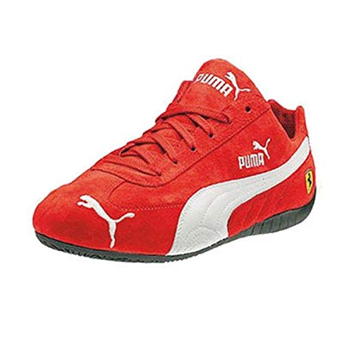 Ferrari Puma Zapatillas SF Speed Cat LW Rojo/Blanco Talla 39