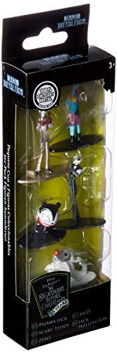 Jada Pack 5 Figuras Pesadilla Antes de Navidad, Multicolor (3067930048) 4