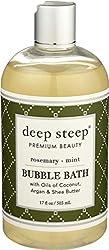 Sexy relaxing Honeymoon Gift Basket Ideas - bubble bath