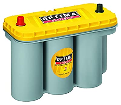 Optima Batteries 8051-160 D31A YellowTop Dual Purpose Battery