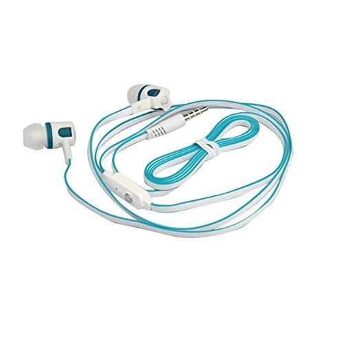 Bubbry jm26 bedrade hoofdtelefoon stereo muziek headset in-ear hoofdtelefoon microfoon oordopjes