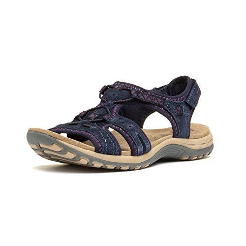 Earth Spirit Fairmont Women's Sandals - SS20-10 - Navy Blue