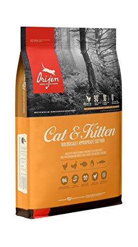 ORIJEN Dry Cat Food, Cat & Kitten