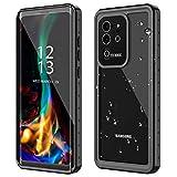 WOOQU Samsung Galaxy S20 Ultra Waterproof Case,S20 Ultra